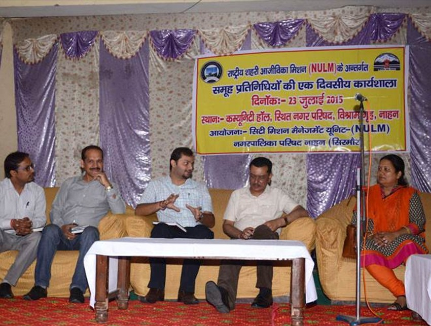 Director sir Discussed about the NULM progress with CMMU experts and CO (2)